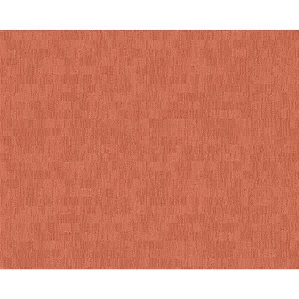 A.S. Creation Metropolis 2 Wallpaper Roll - 21-in - Orange
