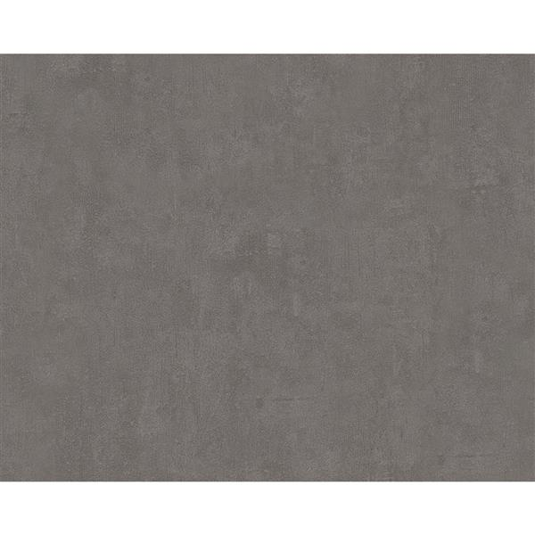 A.S. Creation Metropolis 2 Wallpaper Roll - 21-in - Grey
