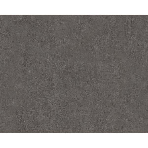 A.S. Creation Metropolis 2 Wallpaper Roll - 21-in - Brown