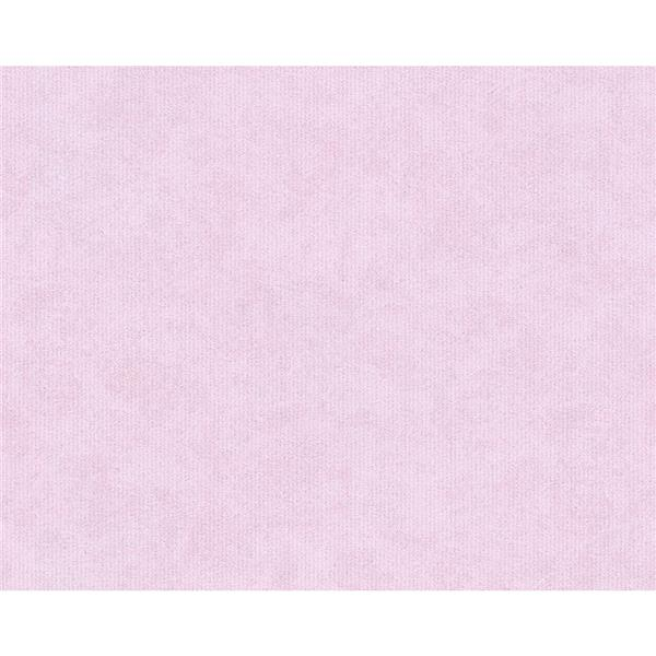 A.S. Creation Romantic Cottage Wallpaper Roll - 21-in - Light Rose