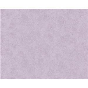 A.S. Creation Memory 2 Wallpaper Roll - 21-in - Light Purple