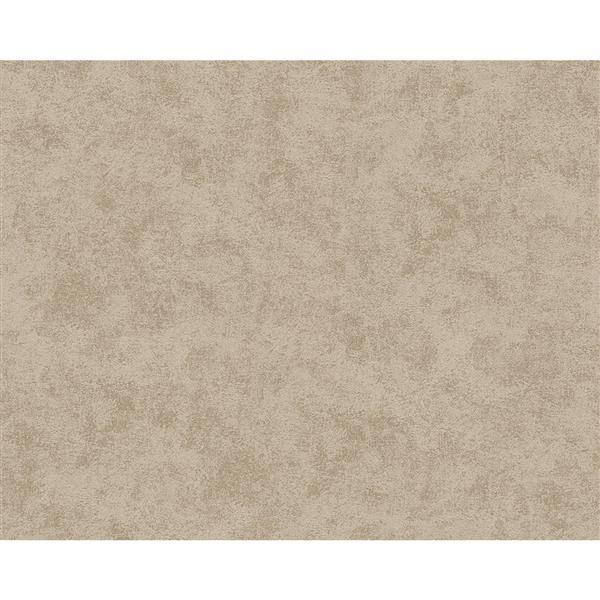 A.S. Creation Romantic Wallpaper Roll - 21-in - Beige