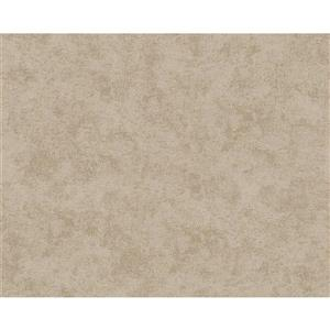 A.S. Creation Romantic Wallpaper Roll - 21-in - Beige