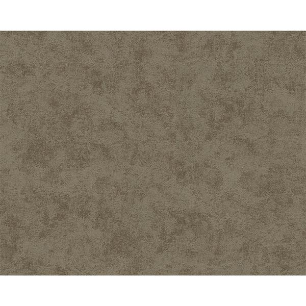 A.S. Creation Memory 2 Wallpaper Roll - 21-in - Brown/Grey