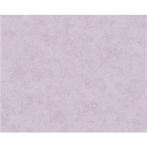 A.S. Creation Romantic Wallpaper Roll - 21-in - Light Purple