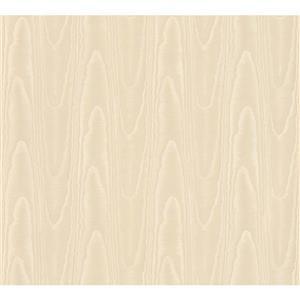 A.S. Creation Wallpaper Roll - 21 -in - Beige