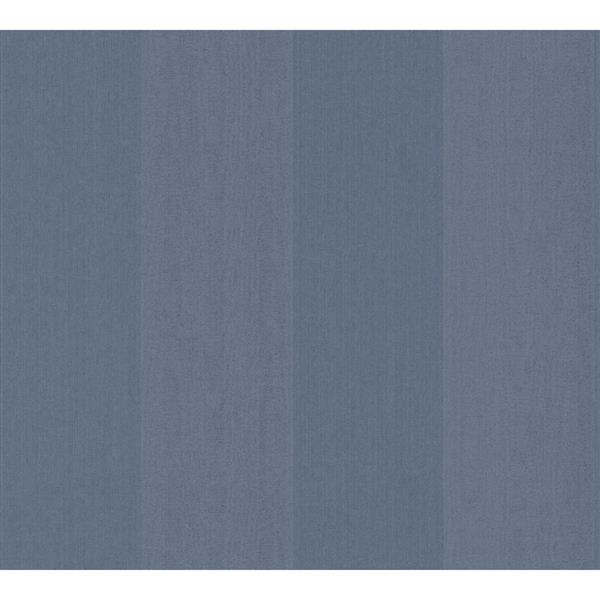 A.S. Creation Haute Couture 3 Collection Wallpaper Roll - 21 -in - Blue Stripes