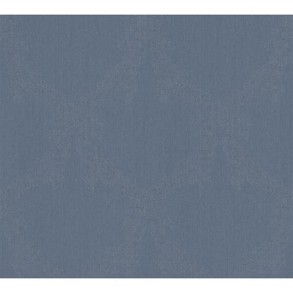 A.S. Creation Haute Couture 3 Collection Wallpaper Roll - 21 -in - Dark Blue