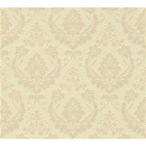 A.S. Creation Haute couture 2 Wallpaper Roll - 21 -in - Beige
