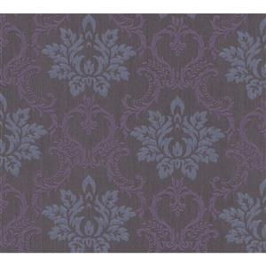 A.S. Creation Haute couture 2 Wallpaper Roll - 21 -in - Light Violet