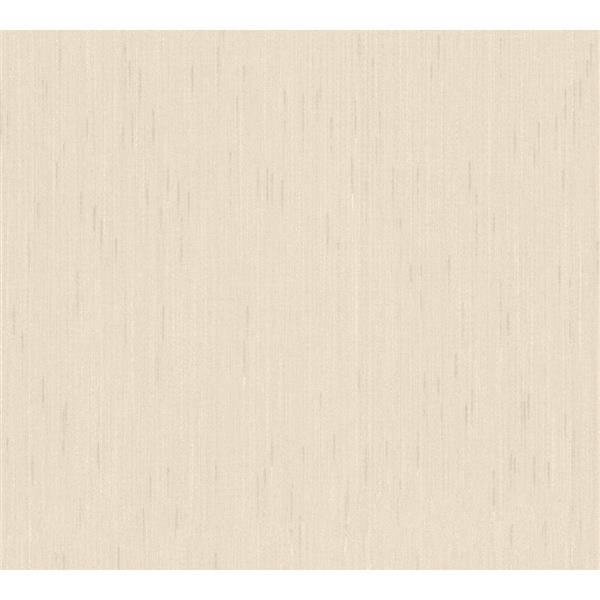 A.S. Creation Haute Couture 2 Collection Wallpaper Roll - 21 -in - Cream