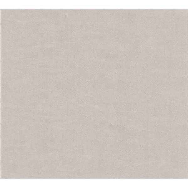 A.S. Creation Esprit 8 Wallpaper Roll - 21-in - Light Brown/Grey