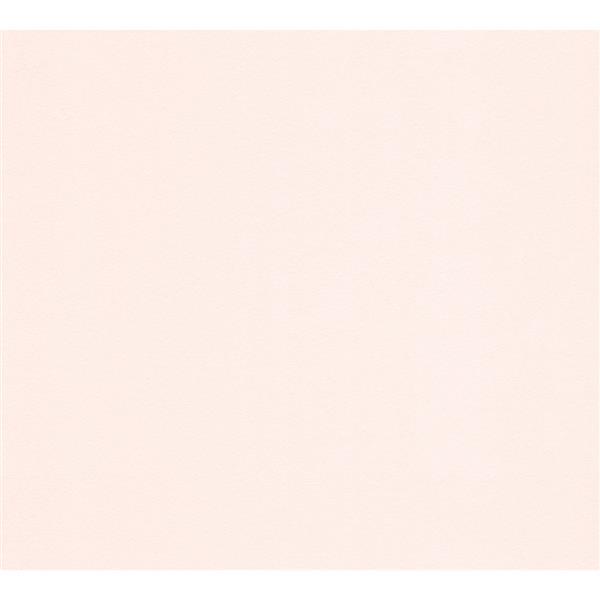 A.S. Creation Esprit 8 Wallpaper Roll - 21-in - Light Pink/Cream