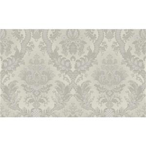 design id Goodwood Wallpaper Roll - 21-in - Beige/Blue