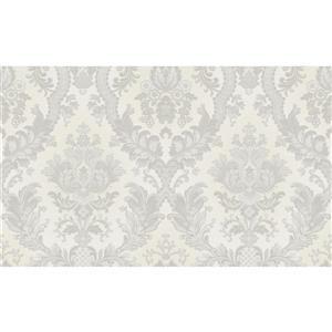 design id Goodwood Wallpaper Roll - 21-in - Beige