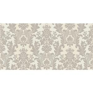 design id Goodwood Wallpaper Roll - 21-in - Beige