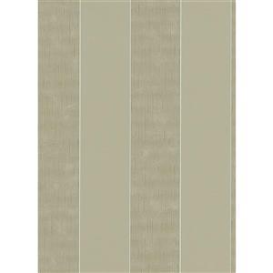 Erismann Glossy Wallpaper Roll - 21-in - Dark Green
