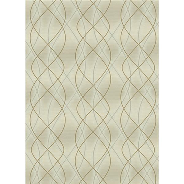 "Glossy Wallpaper Roll - 21"" - Green"