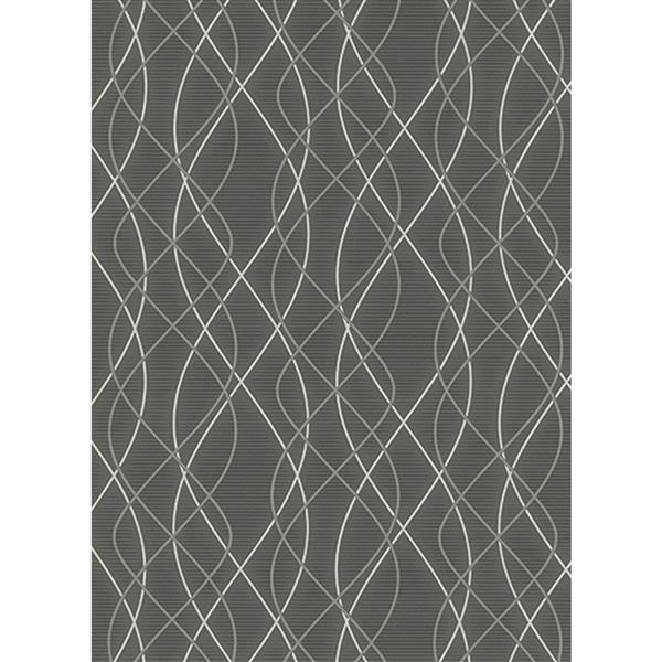"Glossy Wallpaper Roll - 21"" - Gray"