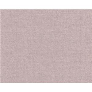 A.S. Creation Elegance 2 Wallpaper Roll - 21-in - Purple/Grey