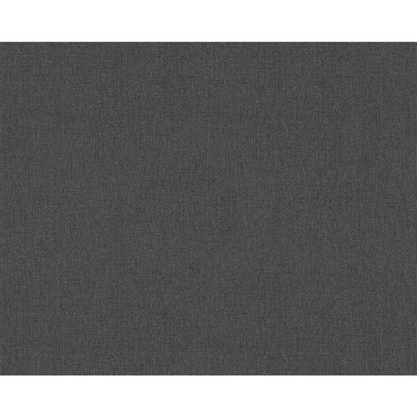 "Elegance 2 Wallpaper Roll - 21"" - Dark Gray"