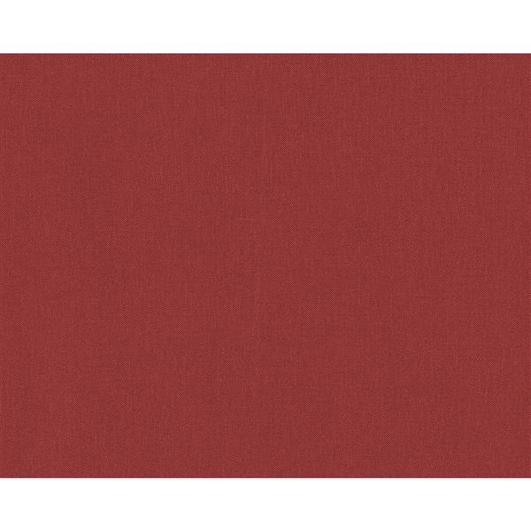 A.S. Creation Elegance 2 Wallpaper Roll - 21-in - Dark Red