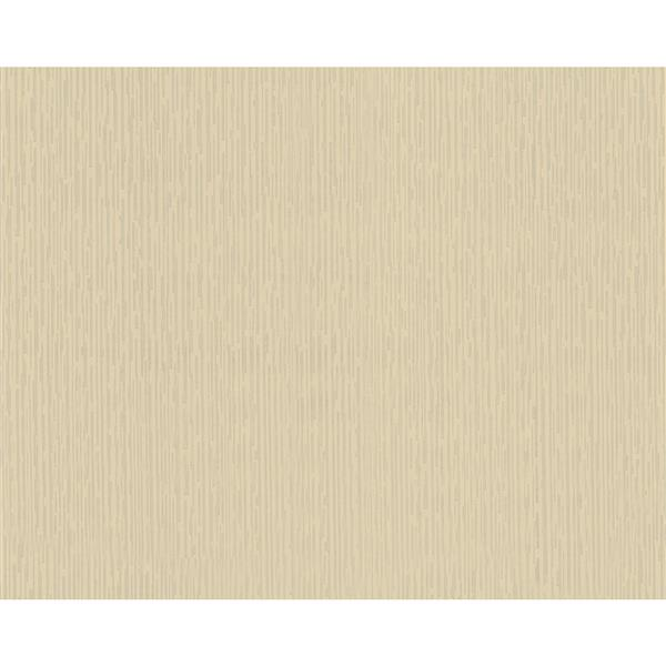 A.S. Creation Happy Hour Collection Wallpaper Roll - 21-in - Beige