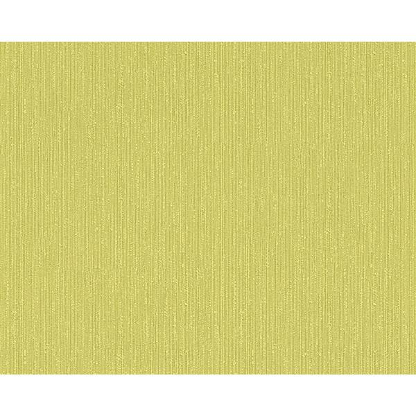 A.S. Creation Flock 4 Collection Wallpaper Roll - 21-in - Light Green