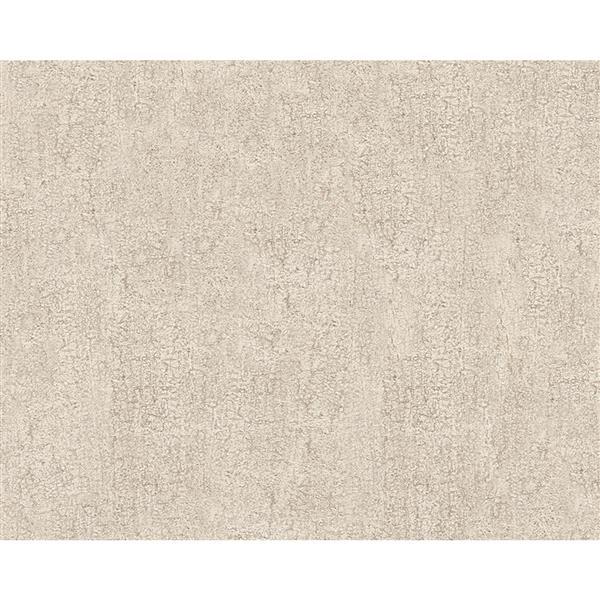 A.S. Creation Dekora Natur 6 Wallpaper Roll - 21-in - Cement Look - Beige