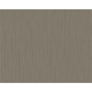 A.S. Creation Deco World 2 Wallpaper Roll - 21-in - Brown/Grey