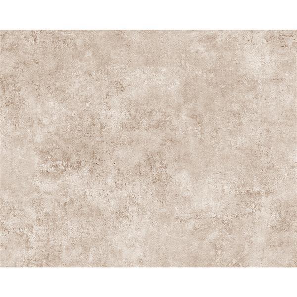 A.S. Creation Deco World Wallpaper Roll - 21-in - Light Beige
