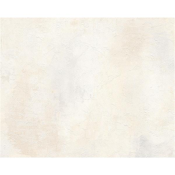 A.S. Creation Deco World Wallpaper Roll - 21-in - Off-White