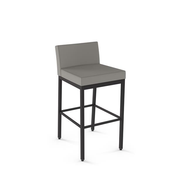Tremendous Amisco Fairfield Non Swivel Stool Brown 45314 26We 1B75Ddf4 Creativecarmelina Interior Chair Design Creativecarmelinacom