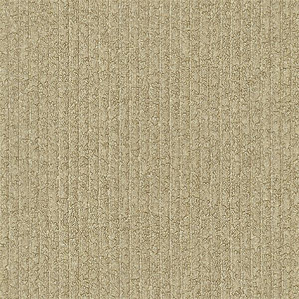 design id Modern Stone Embossed Wallpaper Roll - Yellow