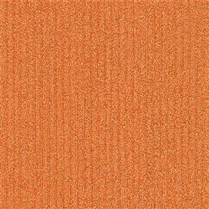 Modern Stone Embossed Wallpaper Roll - Orange