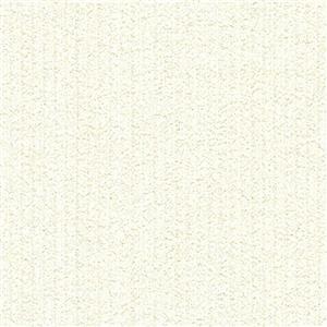 Modern Stone Embossed Wallpaper Roll - Cream