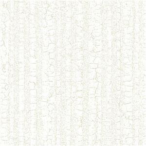 design id Modern Stone Embossed Wallpaper Roll - Cream