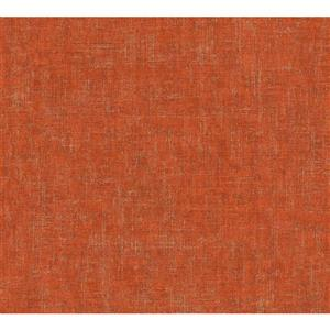 Exotic Tropical Wallpaper Roll - Red