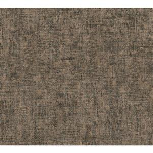 A.S. Creation Borneo Collection Wallpaper Roll - Cement Design - Brown
