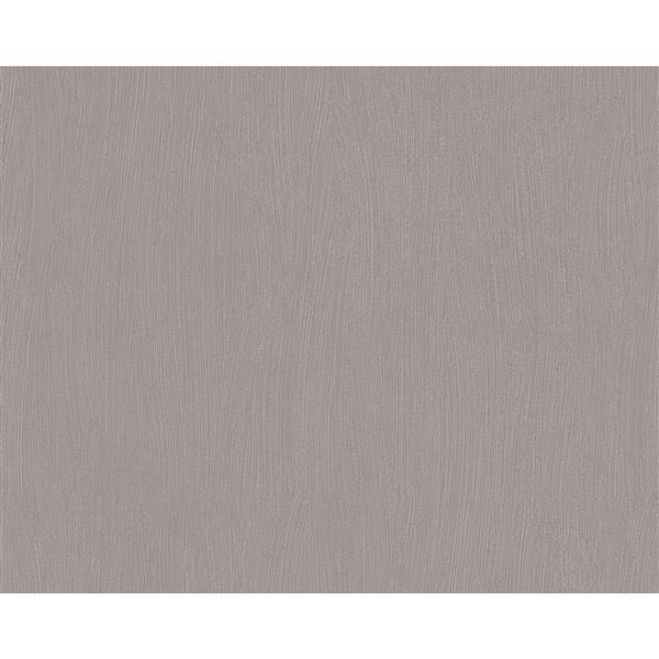 A.S. Creation Modern Floral Wallpaper Roll - Grey