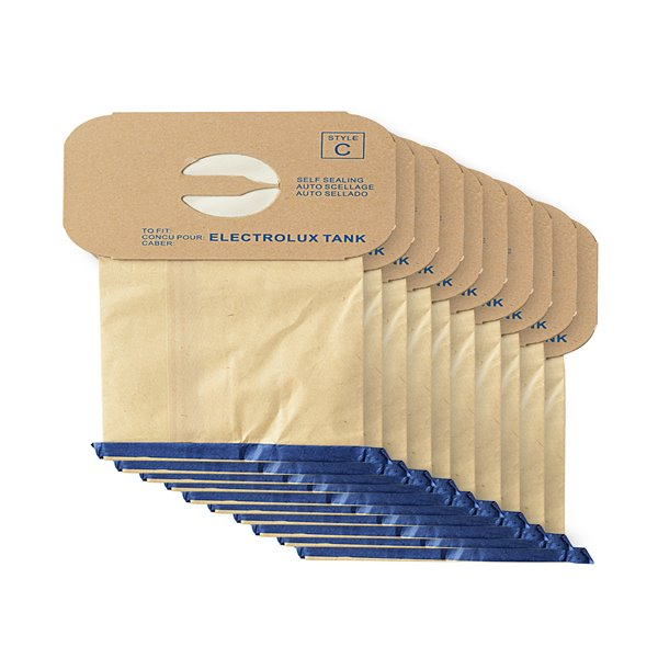 Electrolux FilterPower(TM)Replacement Vac Bags Tank-10 PK