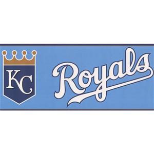 Kansas City Royals MLB Baseball Wallpaper Border