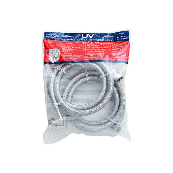 15 meters Tuyau de nettoyage deau de Tube de rondelle dextension r/ésistant /à labrasion 40MPa 5800PSI standard haute pression pour K2 K3 K pour le nettoyage de