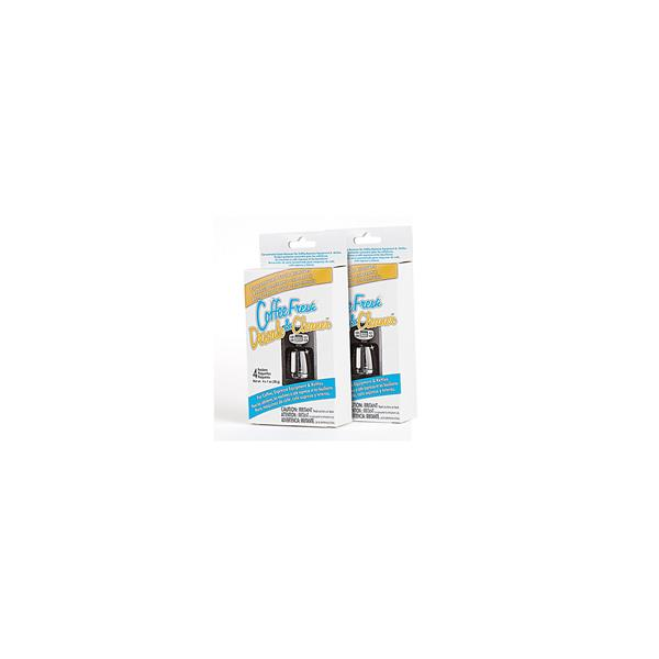 Fresh Productz CoffeeFresh™ Descaler and Cleaner - 2 PK