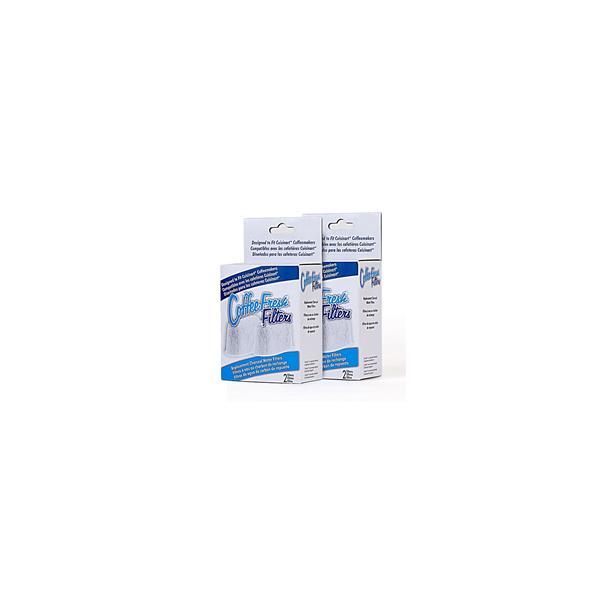 CoffeeFresh(MC) filtres à eau pour Cuisinart - 4 filtres