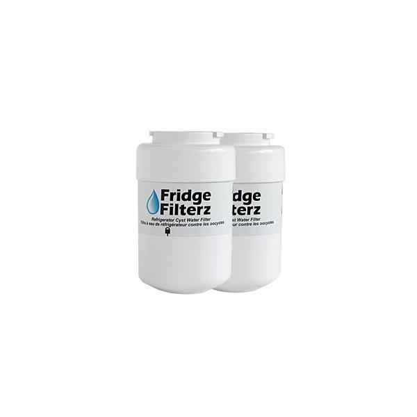 Filtre à eau de rechange FridgeFilterz pour GE, 2 pqt