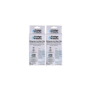 FridgeFilterz Refrigerator Water Filter for Samsung (2 Pack)