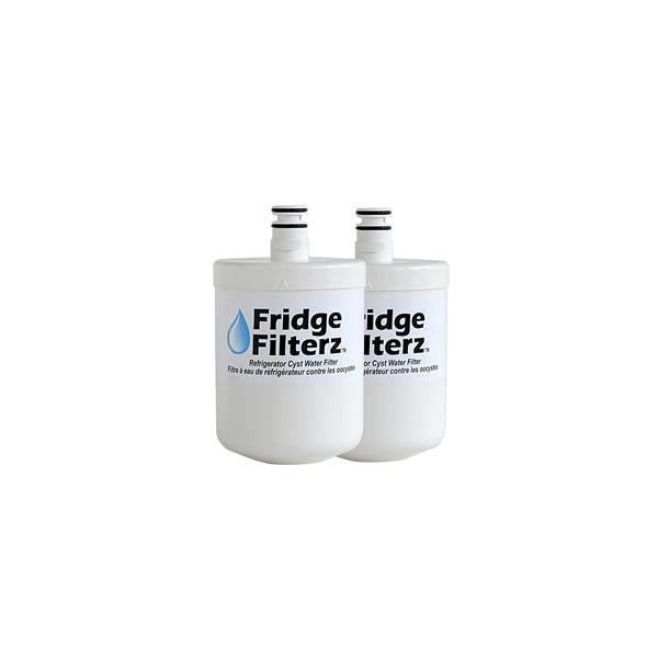 FridgeFilterz Refrigerator Water Filter for LG & Kenmore (2 Pack)