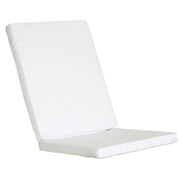 Coussin de chaise pliante All Things Cedar, Blanc