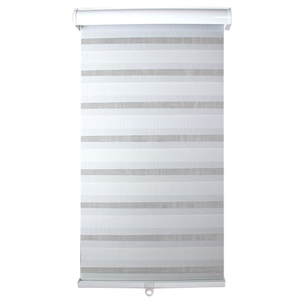 Modern Homes Cordless Sheer Shade - 48-in x 72-in - White